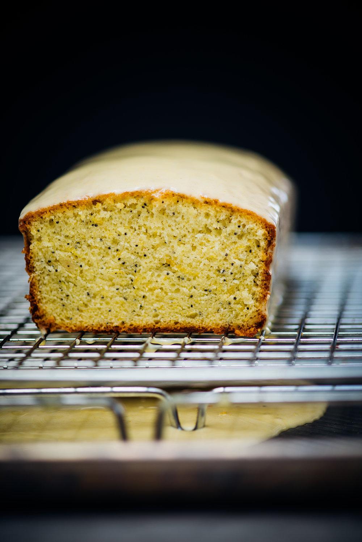 ottolenghi's lemon pound cake | Nik Sharma