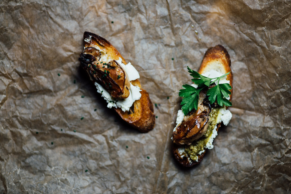 smoked oysters | Nik Sharma for Taste