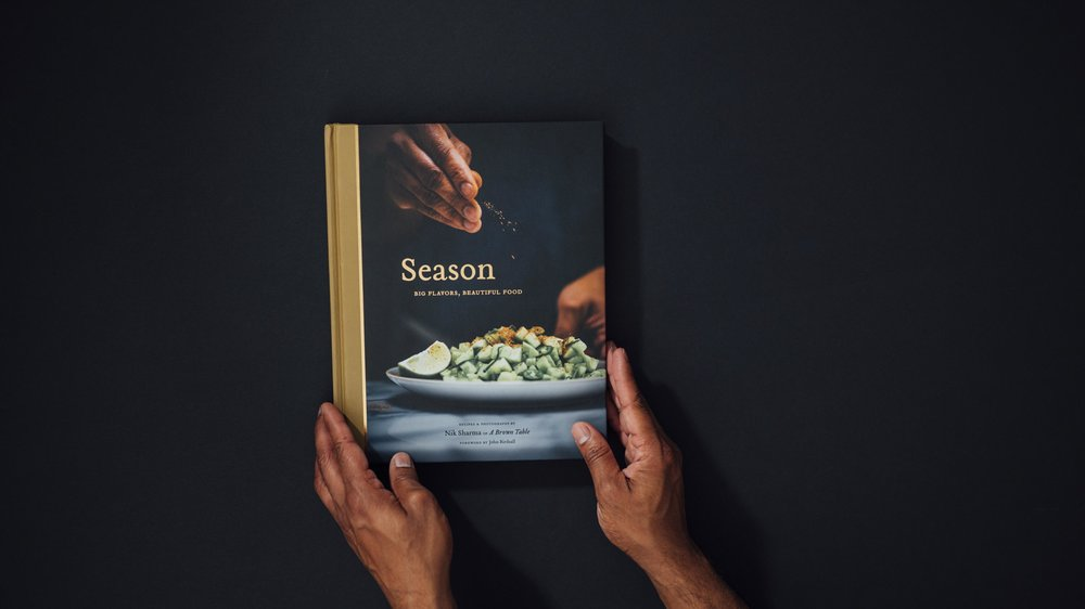 Season Cookbook (October 2018) Book Trailer | Nik Sharma