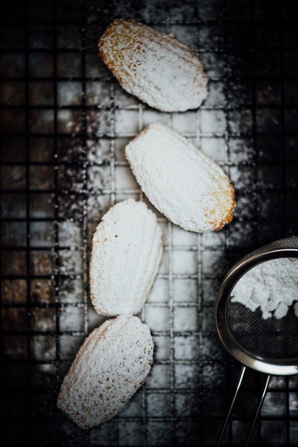 scented madeleines de commercy | Nik Sharma