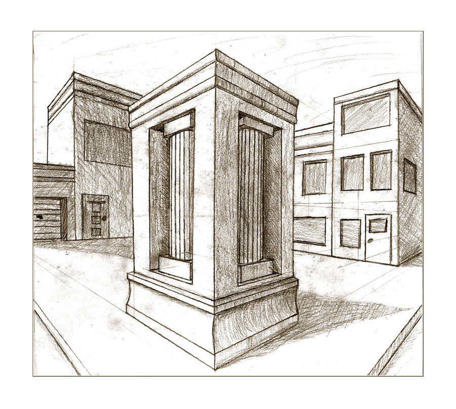 Perspective Fundamentals In Perspective Drawing