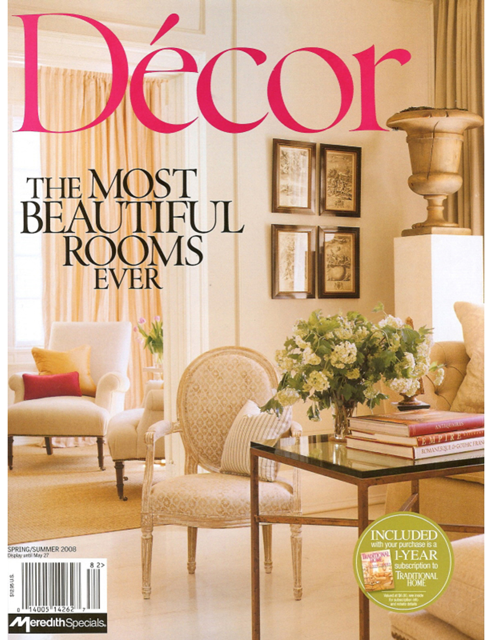 Decor Magazine -  Spain  - April 2008