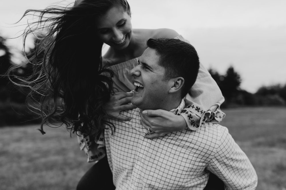 My fiancé and I absolutely loved our engagement session with Warren. He is so laid back, kind hearted, and made us both feel really comfortable in front of the camera. The photos turned out beautiful we couldn't be more happy with them. 10/10 would recommend to anyone!! - Alley & Jared