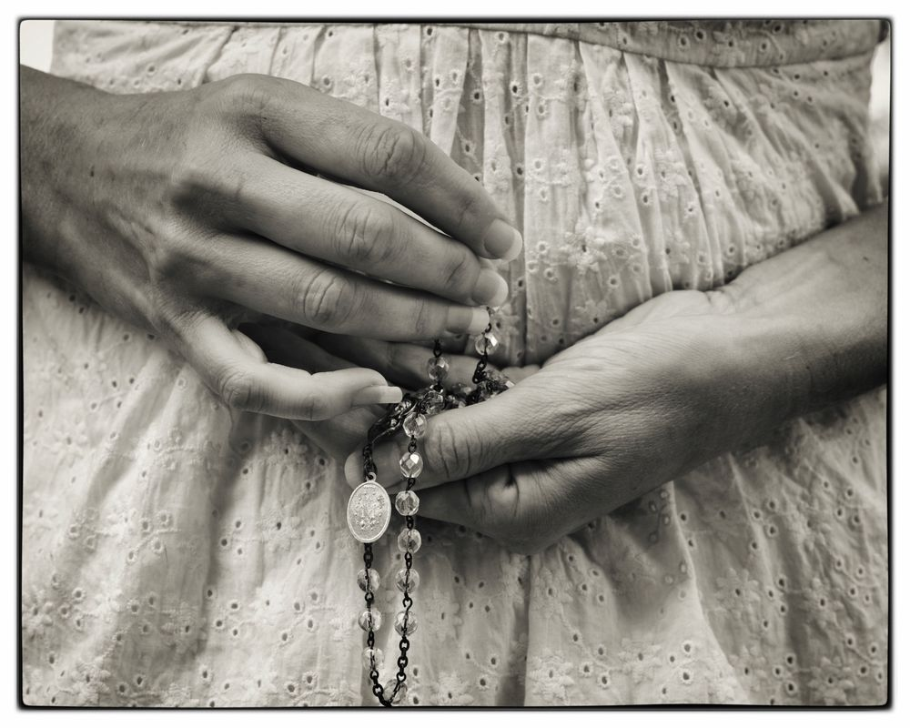 Anne:  Great-Grandma Blanche's Rosary
