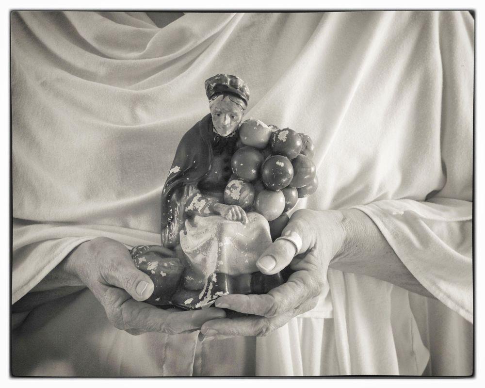 Mary Ann: My Grandmother's Figurine