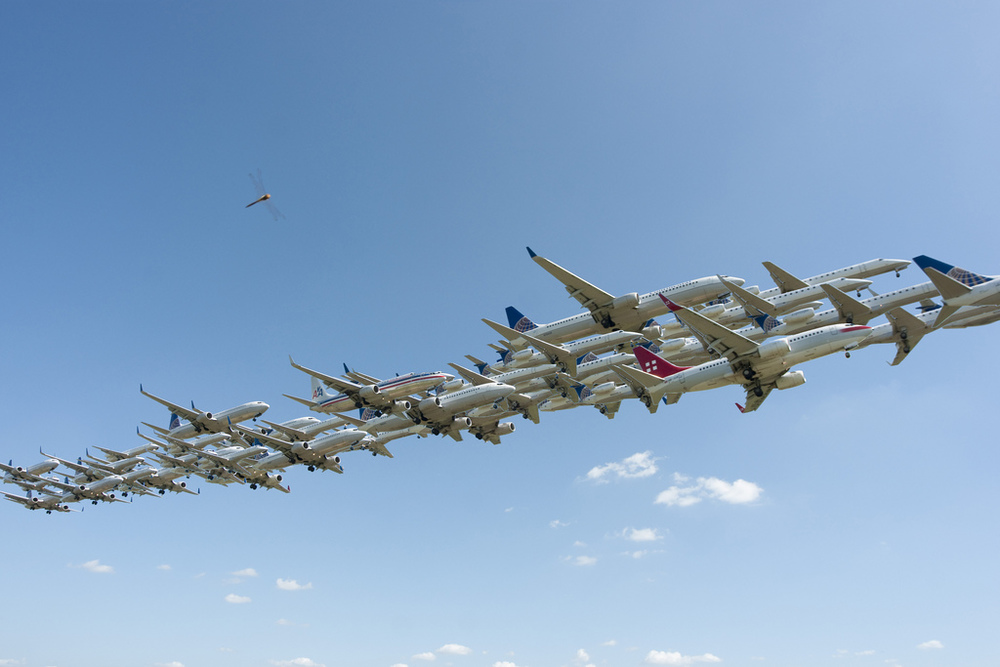 Air Traffic by Stephen McFarland