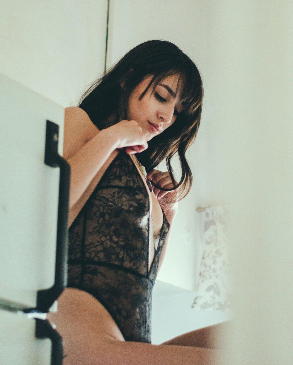GABRIELLE ORTIZ | MODEL