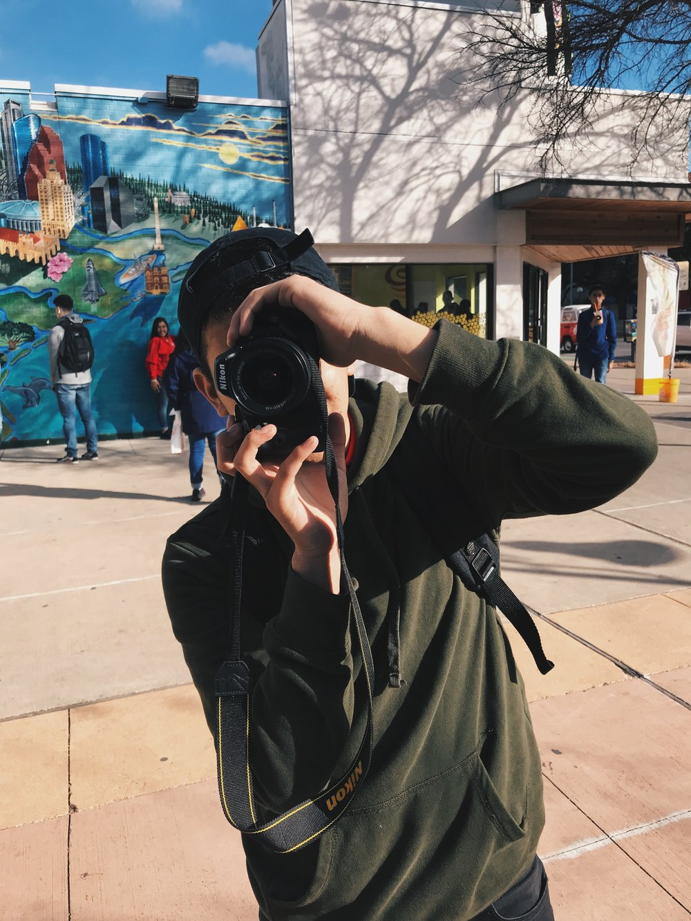 EDUARDO TREVIÃ'O | PHOTOGRAPHER - PORTRAIT / FILMMAKER