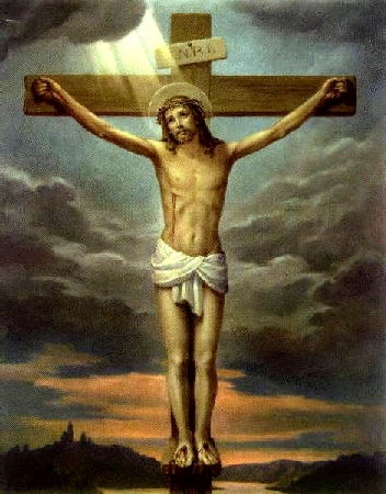 Jesus forgives you