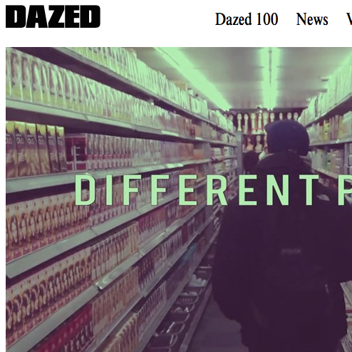 DAZED & CONFUSED  // FEB 2016