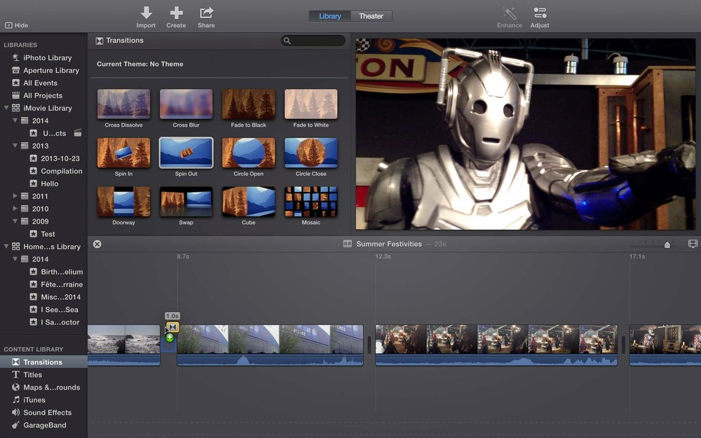 iMovie,  MacWorld