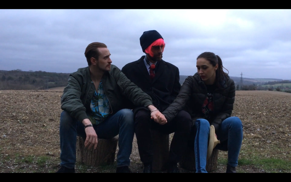 HARD SEXIT: A LOVE STORY - MAX HARRISON, BEN WOODHALL + RADINA DRANDOVA