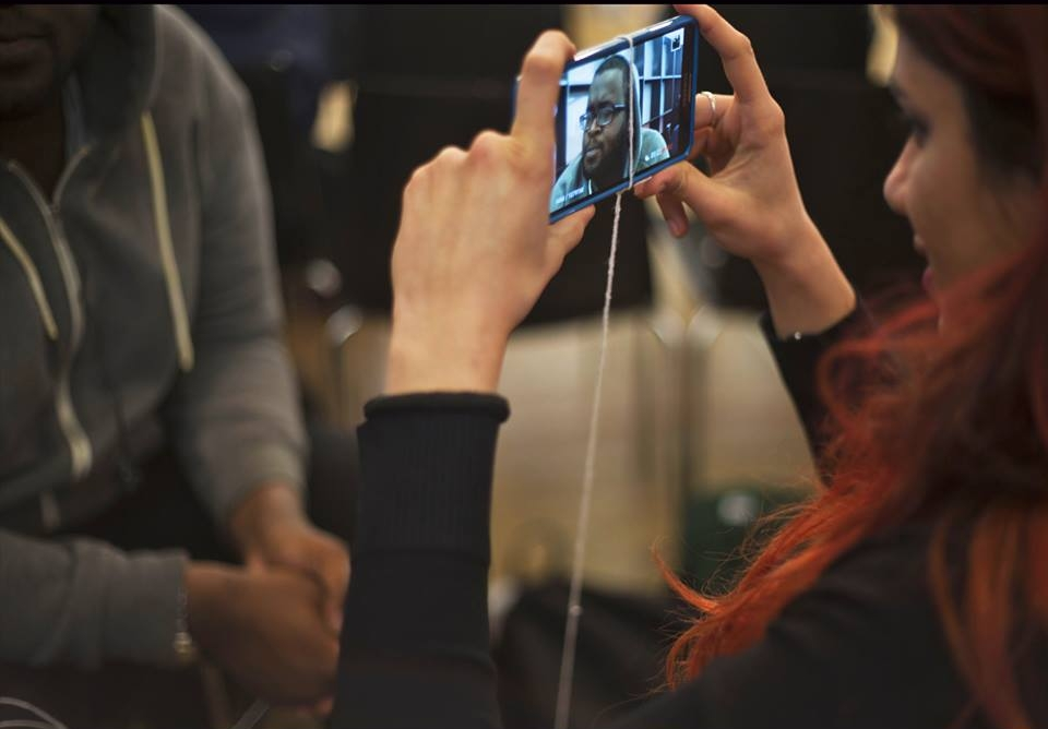 BFI FUTURE FILM FESTIVAL  // February 2016  Combining smartphone film screenings with talks, basic filmmaking exercises and participatory discussion, this workshop was held as part of the BFI's  Future Film Festival  - the UK's most important industry film festival for 16-25's.
