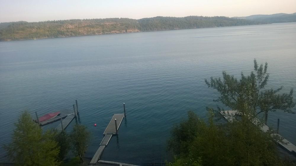 Lake Coure d'Alene