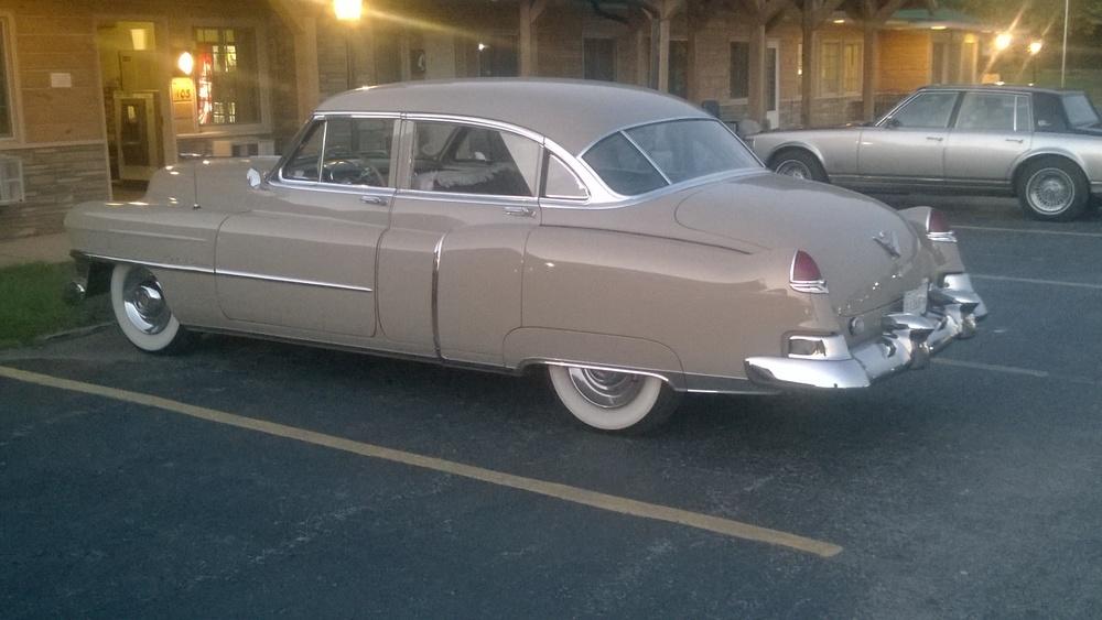 1950 Caddy