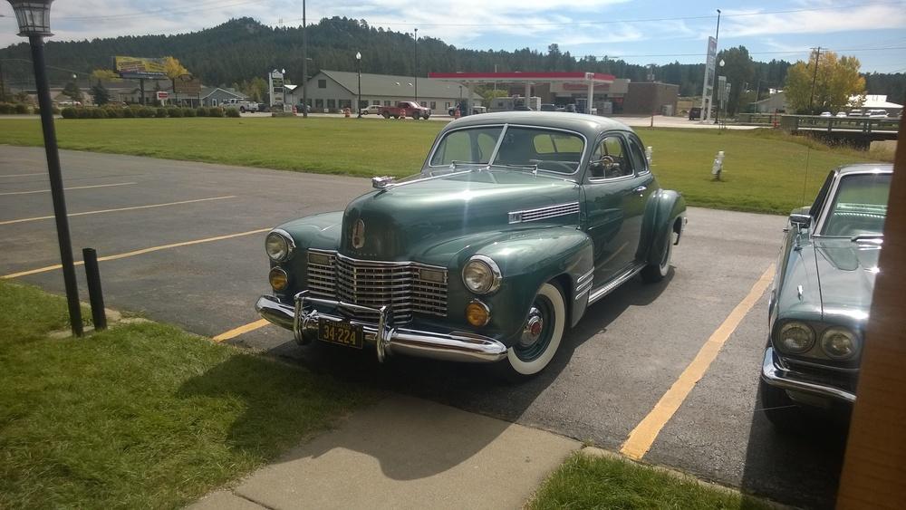 1941 Caddy