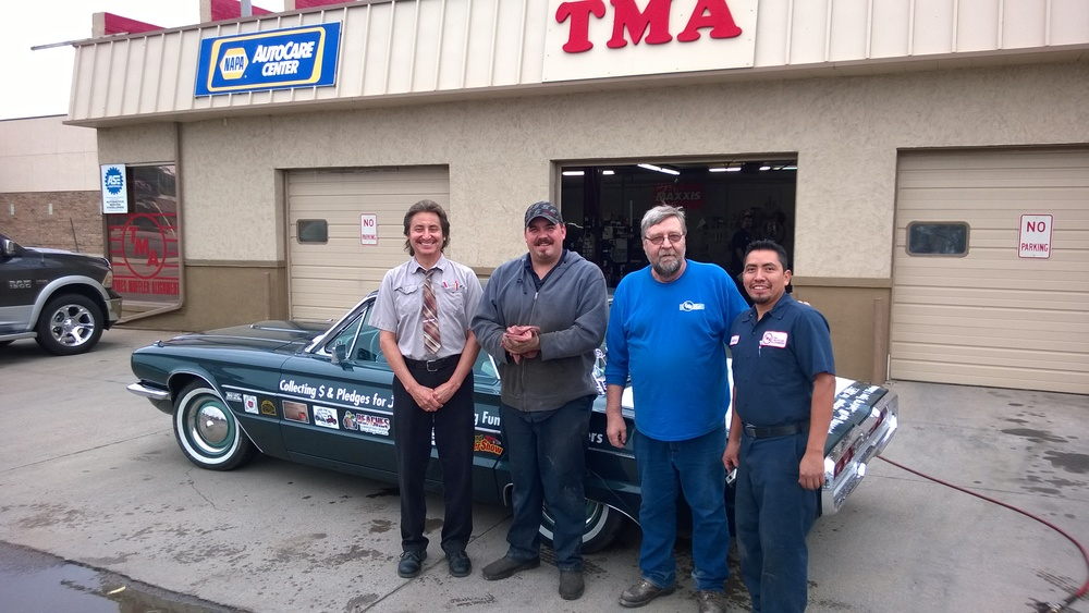 Our Team At TMA in Mitchell SD