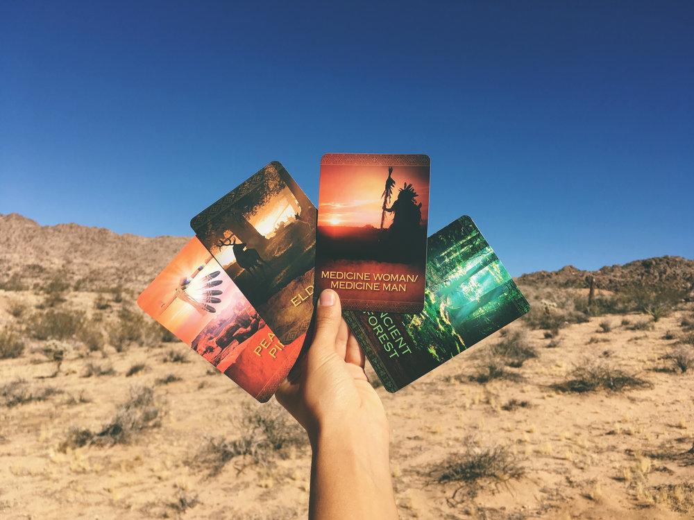 Desert Altar / Reading