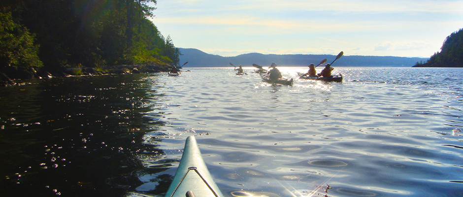 Custom Sea kayak trips – Click to see our trips