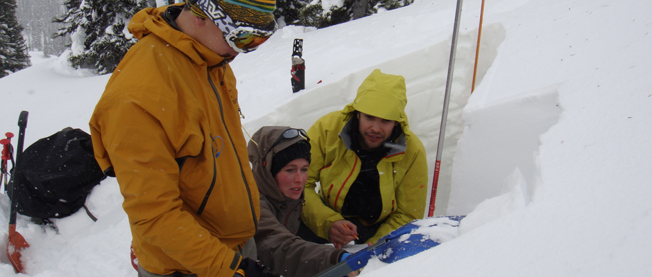 Avalanche Training – Click to check out courses