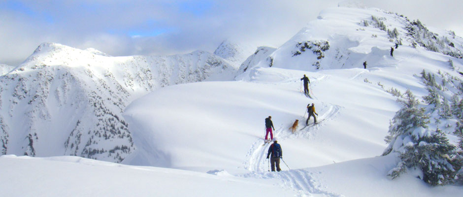 Snow Touring Trips – Click to see trips