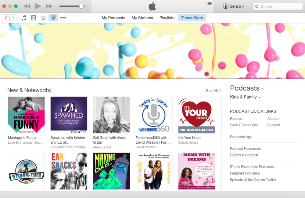 Marriage is Funny on iTunes New + Noteworthy.png
