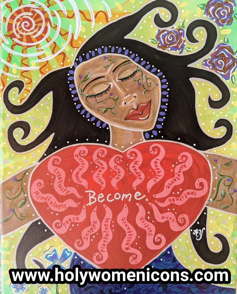 Fiam, Goddess of Becoming