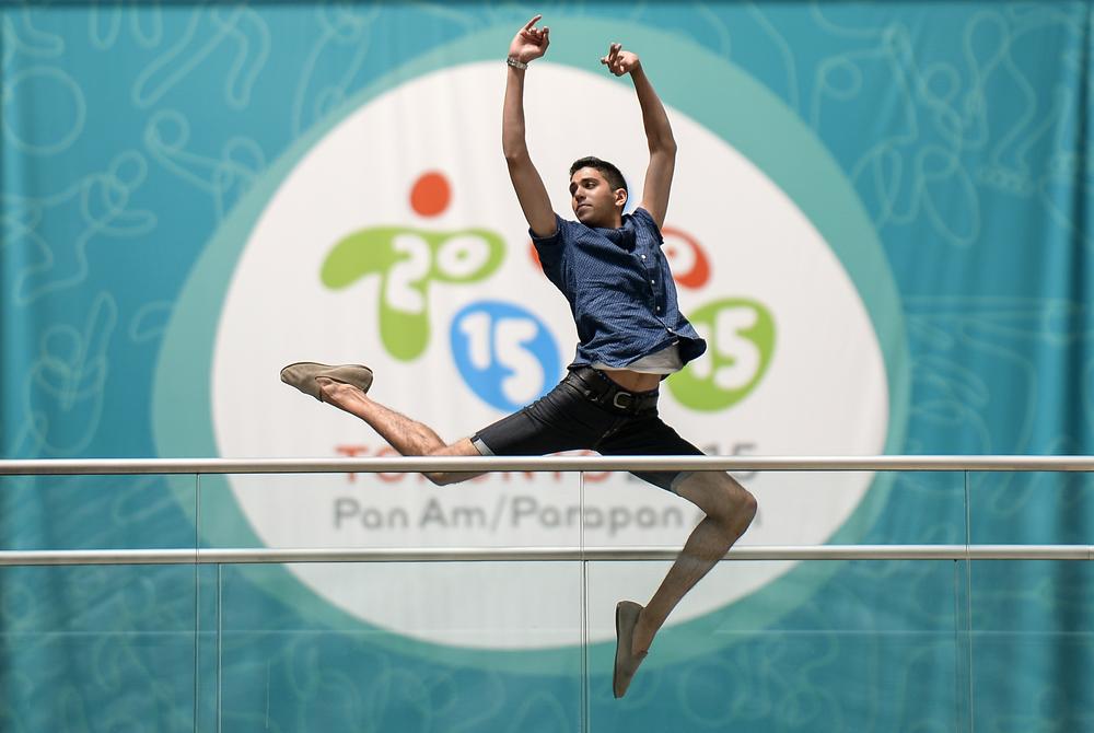 Pan Am Dancer