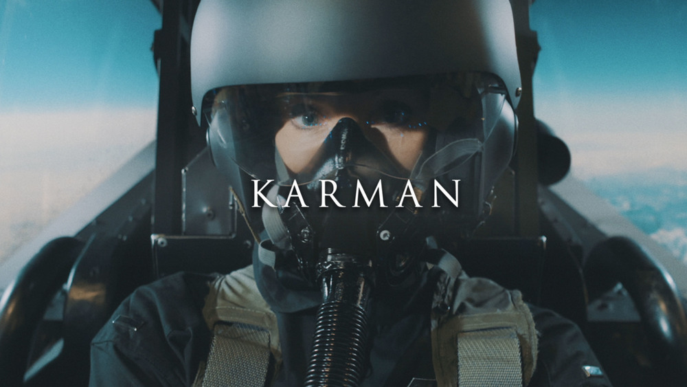 Karman  | Student Thesis Film at FSU |  Writer. Director. VFX Artist.