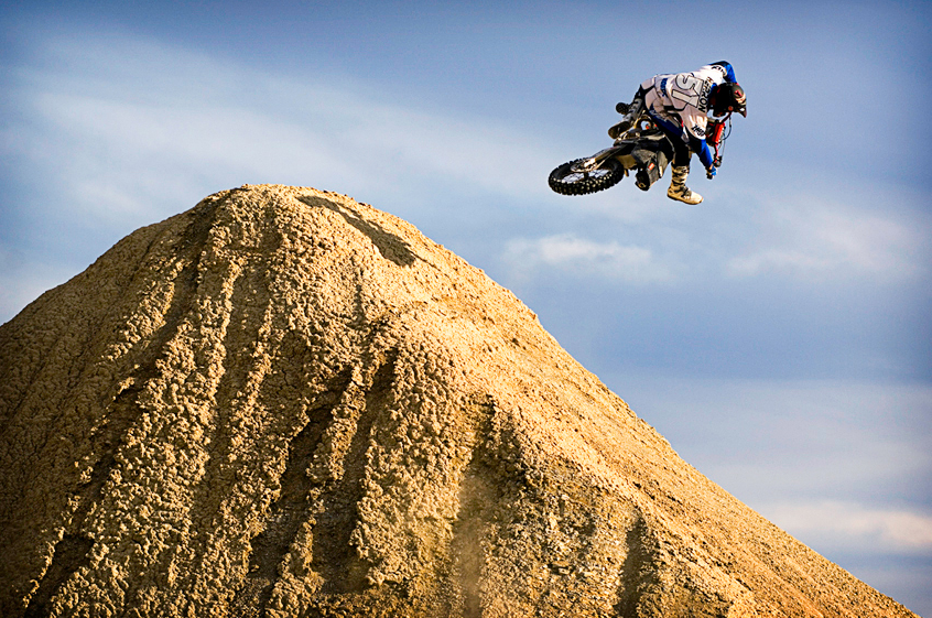 ESPN.com just did a sweet interview with Dane Herron, who is a master at pushing dirt…and riding his creations, as well. Check it out.