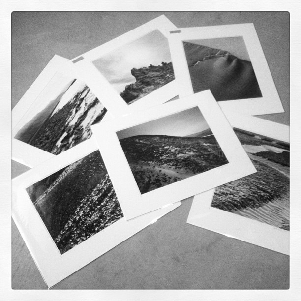 I've got a bunch of prints on their way out the door… (Taken with  Instagram )