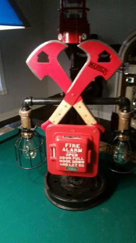 Antique Fire Alarm