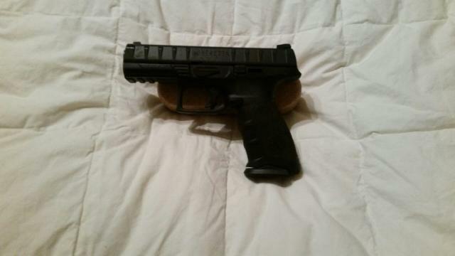 Beretta 9mm 17 shot clip