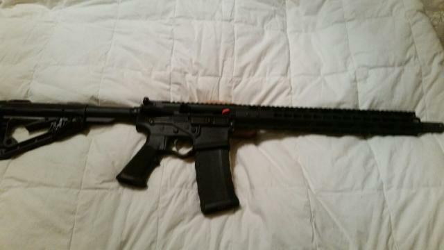 American Tactical 5.56. Caliber