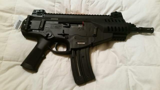 Beretta 22 automatic Star Wars gun