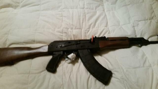 Century Arms 7.62 caliber AK-47