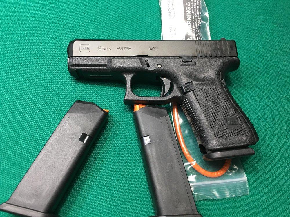 Glock Gen-5 9mm