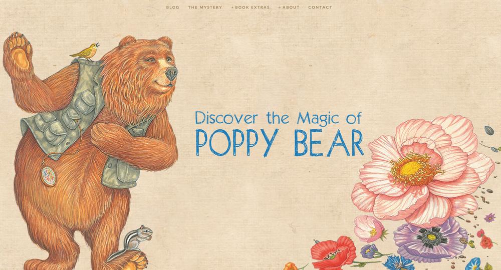 The World of Poppy Bear