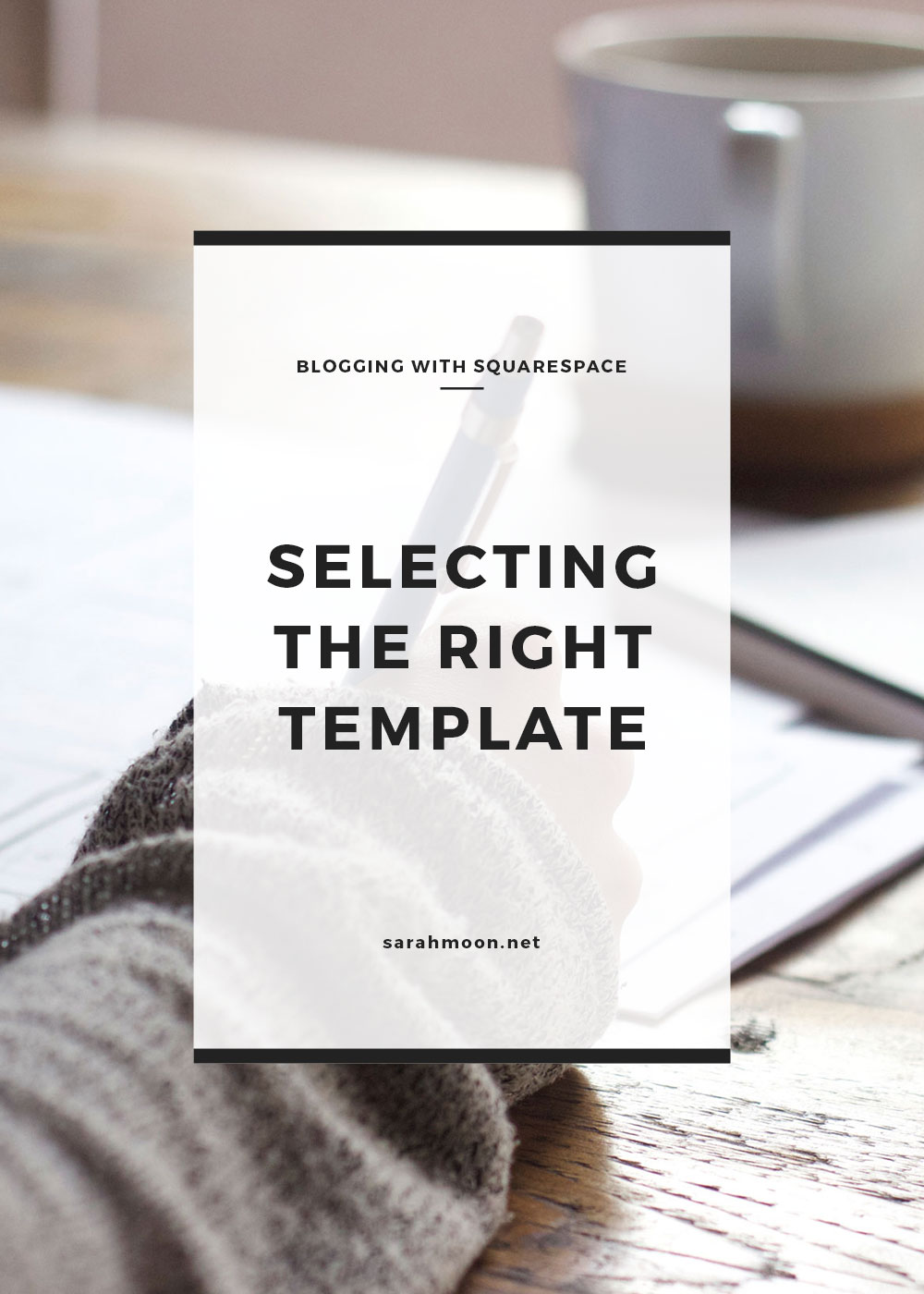 Squarespace for Bloggers & Publishers: Part 1 - Choosing the Right Template