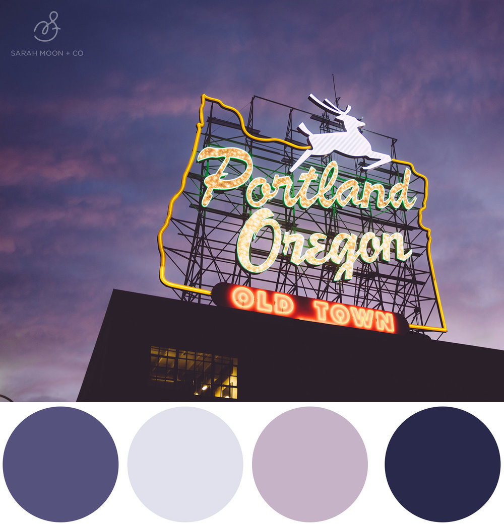 Portland Purples