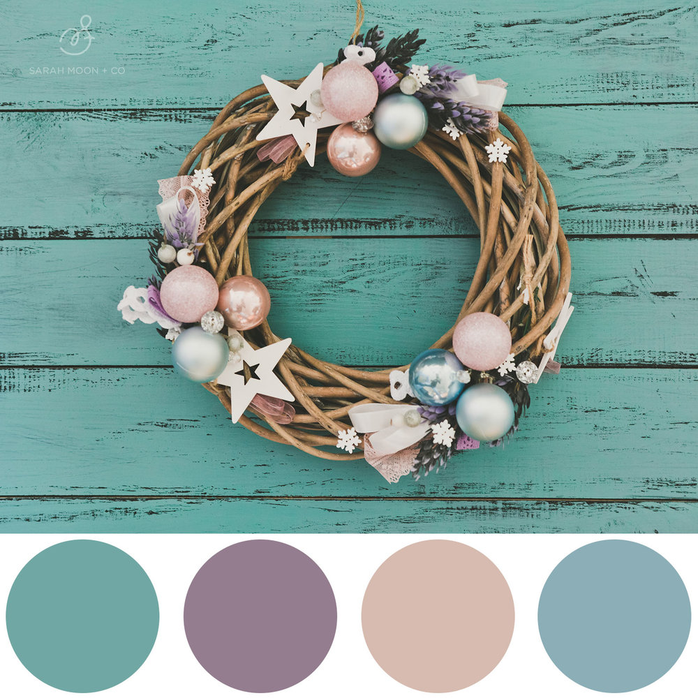 Soft Wreath Tones