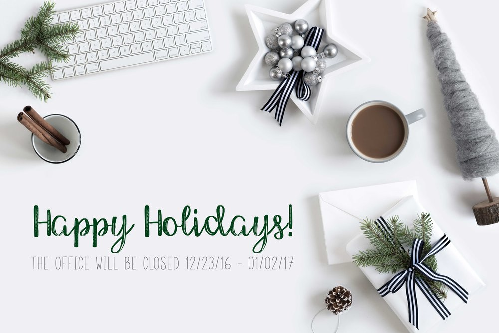 Holiday Hours - SarahMoon.net