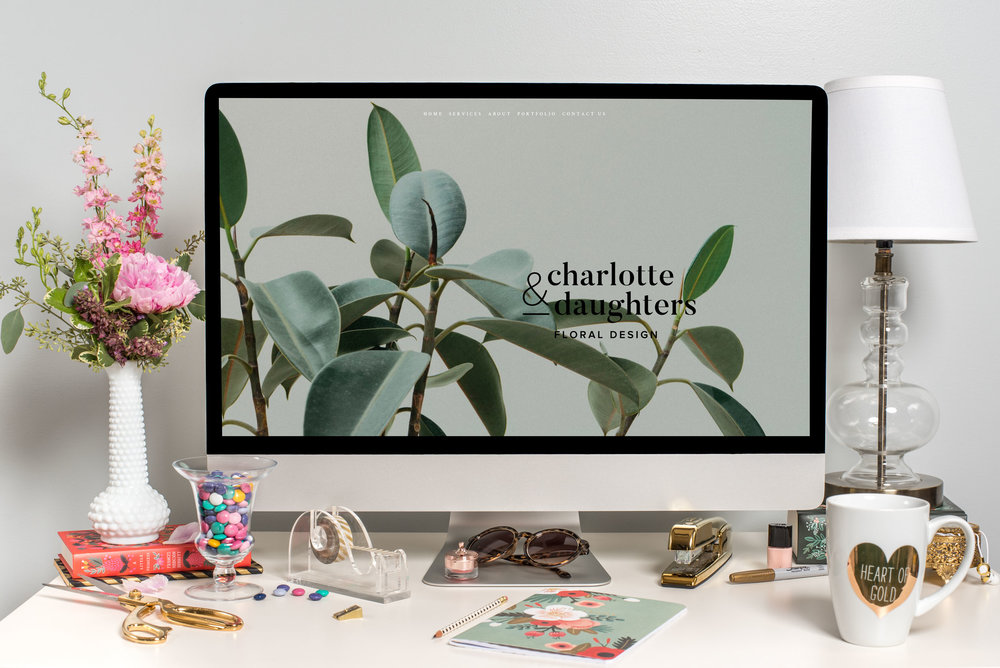 Design in a Day - Charlotte & Daughters - charlotteanddaughters.com