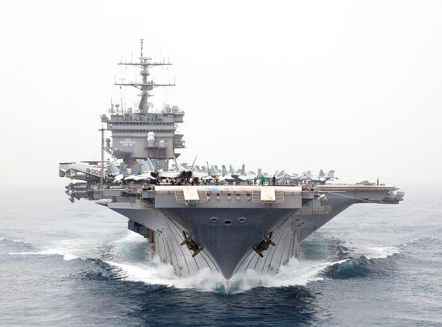 U.S. Navy photo by Mass Communication Specialist 2nd Class Brooks B. Patton Jr./Released