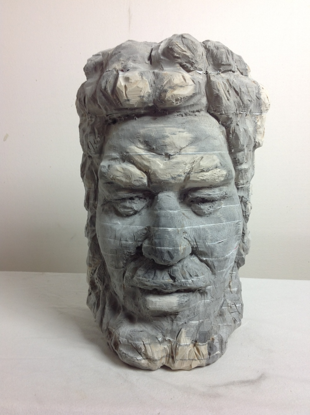 Roman Man Front