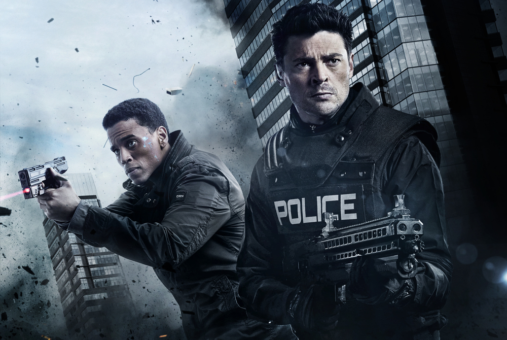 FOX :Almost Human   VIEW