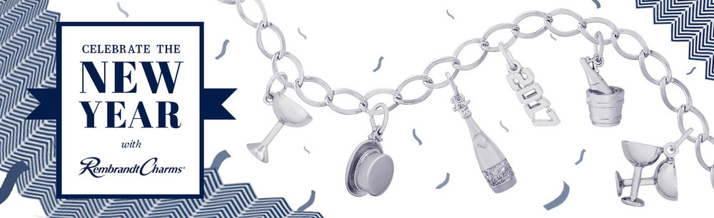 ...start 2017 with a new charm bracelet!