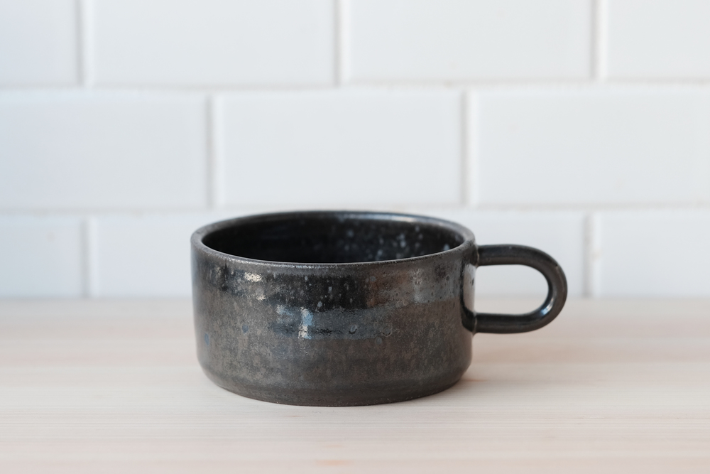 We've collaborated with two different local ceramists this year to bring you the best one-of-a-kind teaware we could source. Give the gift of a hand crafted tea cup, mug, or bowl to that artist or design obsessed friend in your life!