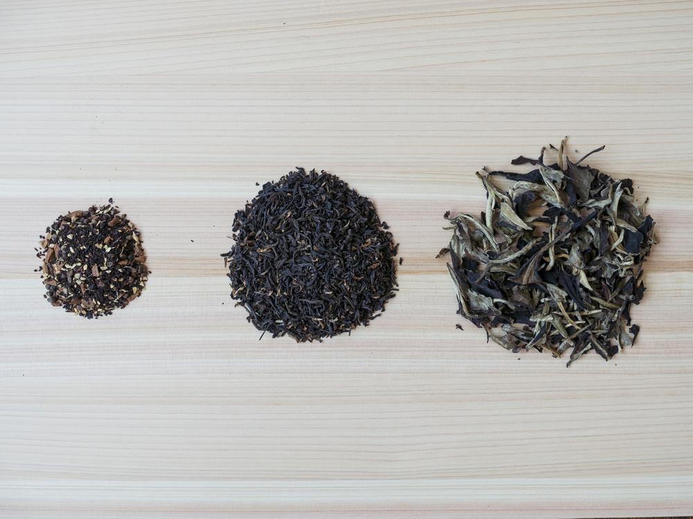 Tea Density