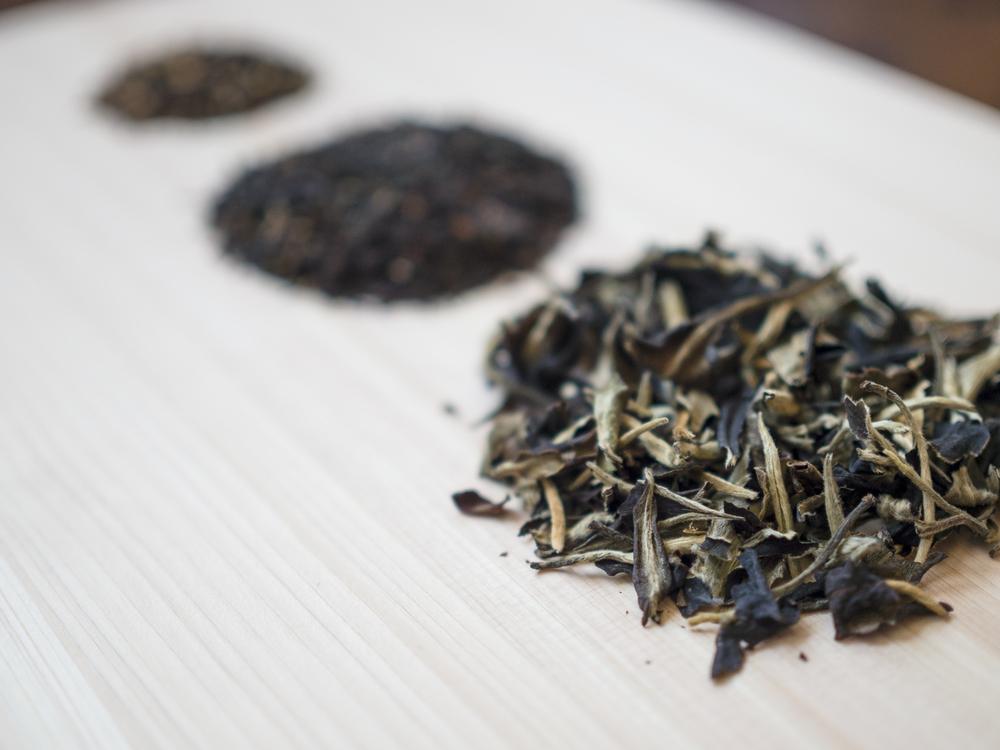 White Peony Tea Density